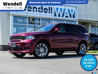 Used 2019 Dodge Durango GT Nav Tech Pkg for sale in Kitchener, ON
