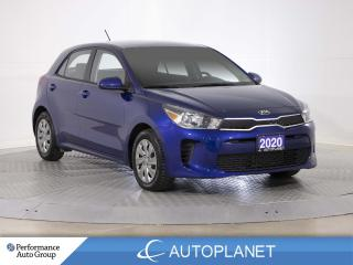 Used 2020 Kia Rio 5-Door LX+, Back Up Cam, New Tires/Front Brakes! for sale in Brampton, ON