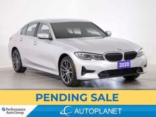 Used 2020 BMW 3 Series 330i xDrive, Turbo, Navi, Sunroof, SOS Assist! for sale in Brampton, ON