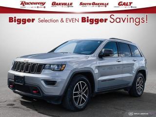 Used 2020 Jeep Grand Cherokee 5.7L HEMI | NAV | ACCIDENT FREE for sale in Etobicoke, ON