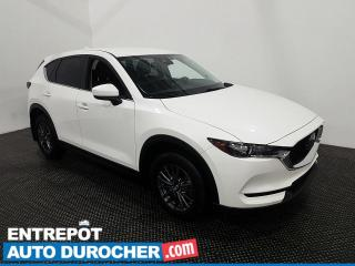 Used 2019 Mazda CX-5 GS- Apple/Android - Bluetooth - Climatiseur - Cuir for sale in Laval, QC