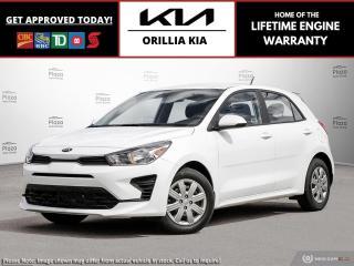 New 2021 Kia Rio LX+ for sale in Orillia, ON