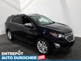 Used 2020 Chevrolet Equinox Premier - AWD - Apple/Android - Climatiseur - Cuir for sale in Laval, QC