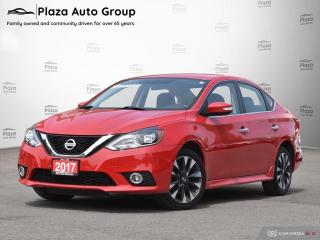 Used 2017 Nissan Sentra SR Turbo for sale in Richmond Hill, ON