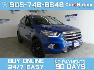 Used 2019 Ford Escape SE SPORT APPEARANCE PKG | 4X4 | NAV | ONLY 13 KM! for sale in Brantford, ON