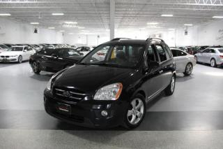 Used 2009 Kia Rondo V6 EX NO ACCIDENTS I SUNROOF I LEATHER I HEATED SEAT I AS IS for sale in Mississauga, ON