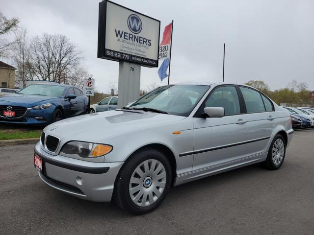 2004 BMW 320i AS-IS