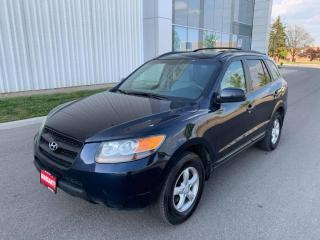 Used 2007 Hyundai Santa Fe FWD 4dr 3.3L Auto GL for sale in Mississauga, ON