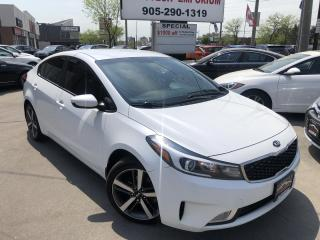 Used 2017 Kia Forte LX Navigation/Camera/Bluetooth/Alloys/Heated Seats for sale in Mississauga, ON