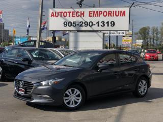 Used 2018 Mazda MAZDA3 Sport Navigation/Camera/Bluetooth/Push Start for sale in Mississauga, ON