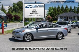 Used 2015 Hyundai Sonata 2.4L Auto Sedan, No Accidents, New Bodystyle, Low Km's! for sale in Surrey, BC