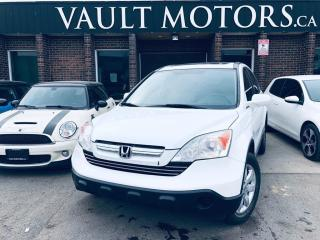 Used 2008 Honda CR-V 4WD 5dr EX-L, NO ACCIDENTS, LEATHER for sale in Brampton, ON