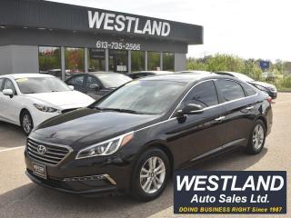 Used 2017 Hyundai Sonata for sale in Pembroke, ON