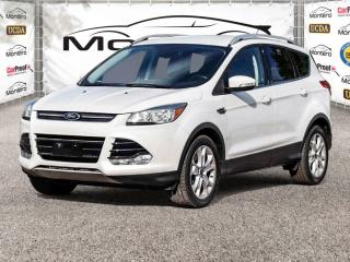 Used 2016 Ford Escape 4X4 TITANIUM LEATHER, BACK UP CAMERA, NAVI for sale in North York, ON