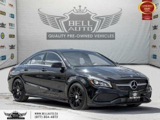 Used 2017 Mercedes-Benz CLA-Class CLA 250, AWD,AMG PKG, NAVI, REARCAM, B.SPOT, NO ACCIDENT for sale in Toronto, ON