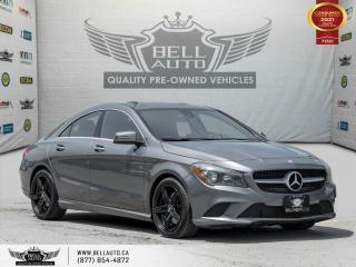Used 2015 Mercedes-Benz CLA-Class CLA 250, AWD, NAVI, NO ACCIDENT, HEATED SEATS for sale in Toronto, ON