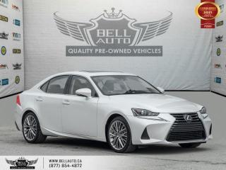Used 2017 Lexus IS 300, AWD, REARCAM, SUNROOF, NO ACCIDENT for sale in Toronto, ON