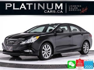 Used 2013 Hyundai Sonata Limited, HEATED, BT, CRUISE CONT, SUNROOF for sale in Toronto, ON