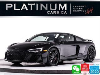 Used 2020 Audi R8 5.2 quattro V10 Performance 610HP, CERAMIC BRAKES for sale in Toronto, ON