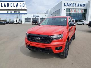 New 2021 Ford Ranger Lariat  - Leather Seats -  Heated Seats - $292 B/W for sale in Prince Albert, SK