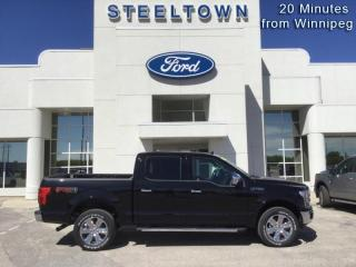 Used 2020 Ford F-150 Lariat  - Leather Seats -  Cooled Seats for sale in Selkirk, MB