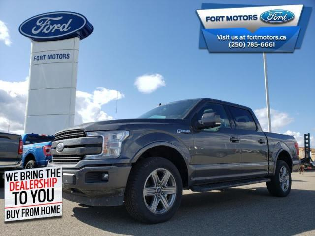 2019 Ford F-150 Lariat   - Leather Seats -  Cooled Seats - $445 B/W