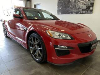 Used 2010 Mazda RX-8 R3 4 door coupe for sale in Steinbach, MB