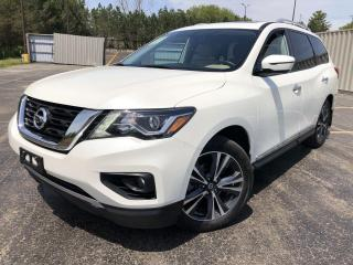 Used 2019 Nissan Pathfinder Platinum 4WD for sale in Cayuga, ON
