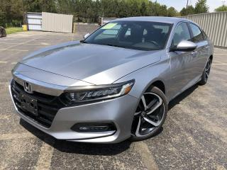 Used 2018 Honda Accord Sport 2WD for sale in Cayuga, ON