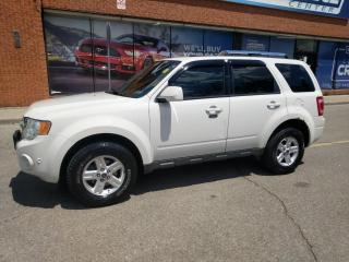 Used 2012 Ford Escape Limited for sale in Mississauga, ON
