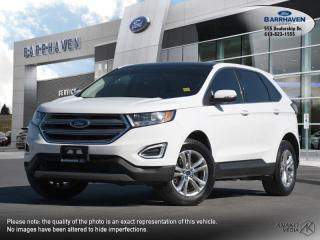 Used 2017 Ford Edge SEL for sale in Ottawa, ON