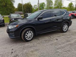 Used 2017 Nissan Rogue SV for sale in Madoc, ON