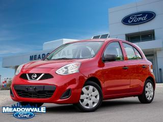 Used 2015 Nissan Micra S for sale in Mississauga, ON
