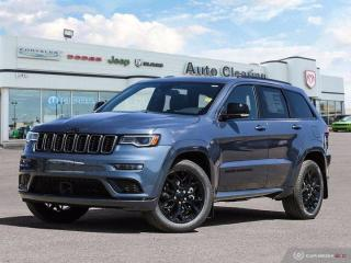 New 2021 Jeep Grand Cherokee Limited X for sale in Saskatoon, SK
