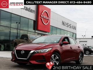 New 2021 Nissan Sentra SV for sale in Kingston, ON