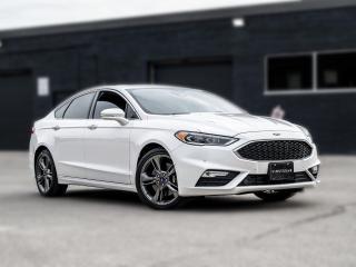 Used 2017 Ford Fusion V6 Sport I NAVIGATION I BACKUP for sale in Toronto, ON