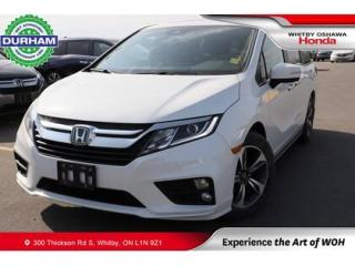 Used 2020 Honda Odyssey EX | Automatic | Power Moonroof for sale in Whitby, ON