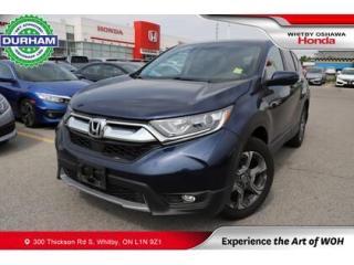 Used 2019 Honda CR-V EX AWD | CVT | Power Moonroof for sale in Whitby, ON
