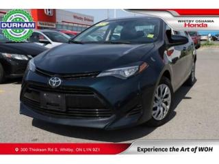 Used 2018 Toyota Corolla LE | CVT for sale in Whitby, ON