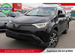 Used 2017 Toyota RAV4 LE | Automatic for sale in Whitby, ON