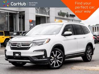Used 2020 Honda Pilot Touring 8-Passenger AWD Rear DVD Heated & Vented Seats Sunroof for sale in Thornhill, ON