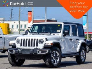 New 2021 Jeep Wrangler Unlimited Sahara 4x4 Hard Top Bluetooth Backup Camera Apple Carplay Remote Start System 18