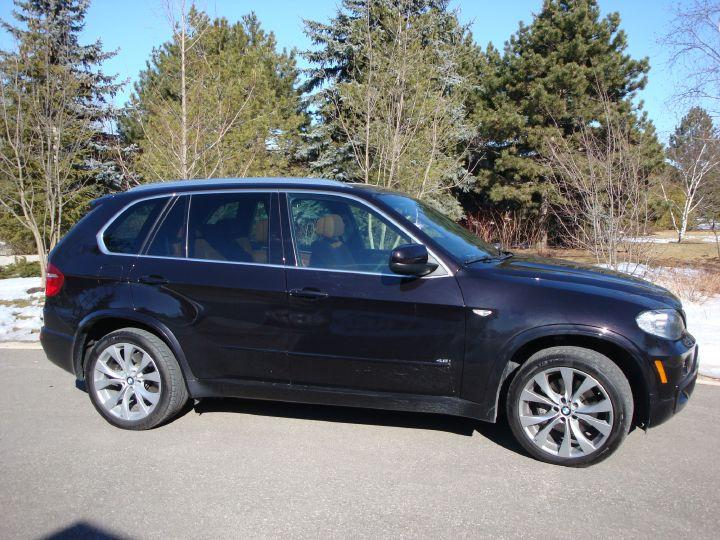 Used 2008 BMW X5 M-Sport Individual for Sale in York, Ontario ...