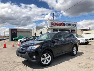 Used 2014 Toyota RAV4 XLE - SUNROOF - HTD SEATS - REVERSE CAM for sale in Oakville, ON