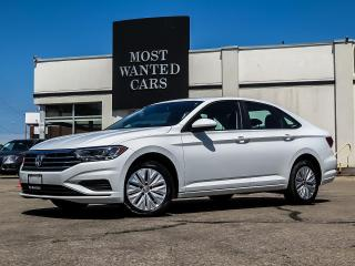 Used 2019 Volkswagen Jetta COMFORTLINE|CAMERA|HEATED SEATS|APP CONNECT for sale in Kitchener, ON