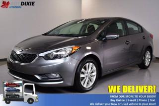 Used 2014 Kia Forte LX for sale in Mississauga, ON