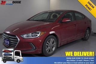 Used 2018 Hyundai Elantra GL SE for sale in Mississauga, ON