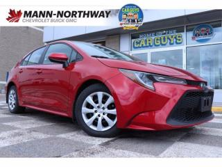 Used 2020 Toyota Corolla LE | No Accidents, Heated Seats. for sale in Prince Albert, SK