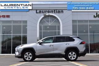 Used 2020 Toyota RAV4 XLE!! AWD!! BLUETOOTH!! DUAL ZONE CLIMATE CONTROL!! for sale in Sudbury, ON