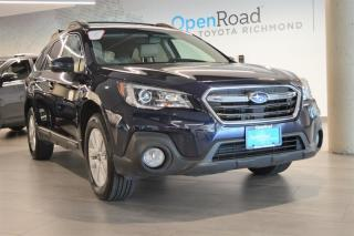 Used 2018 Subaru Outback 2.5i Touring at for sale in Richmond, BC